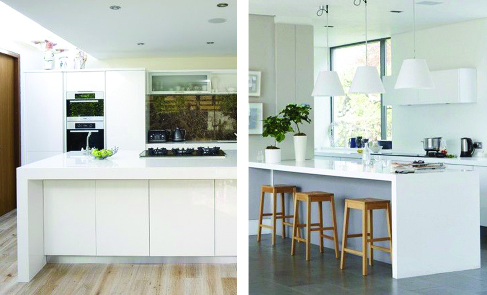 Kitchen design: Considerations for designing an island bench ...