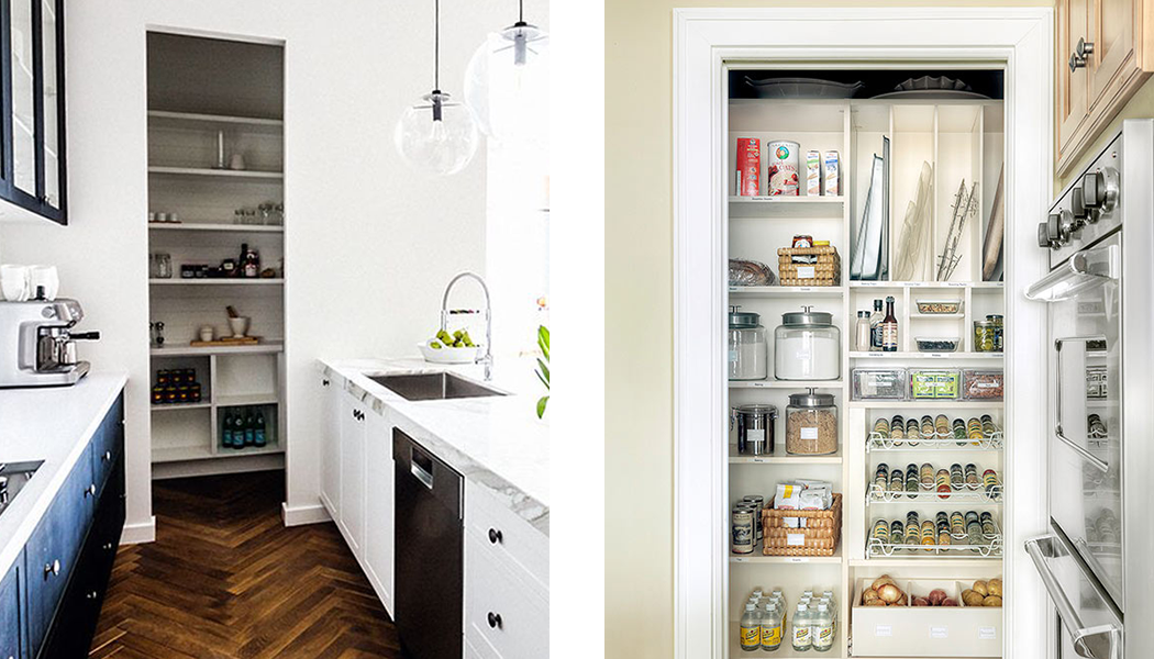 4 new ideas for your walk in pantry ibuildnew blog for How to build a walk in pantry