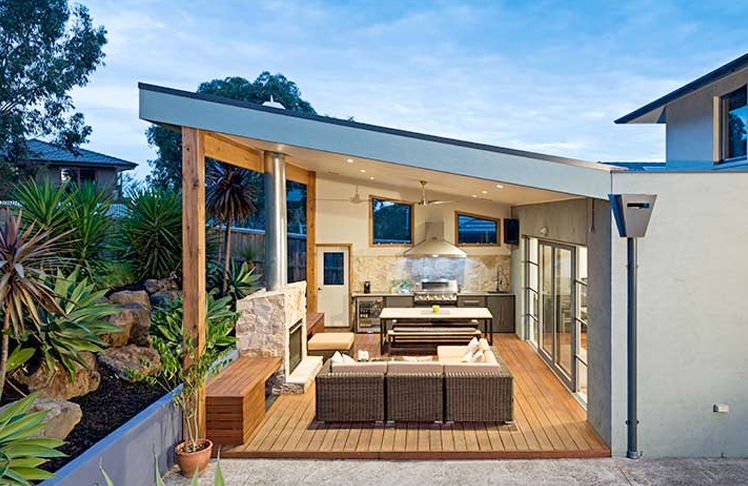 8 things to consider for a great alfresco area ibuildnew for Things to consider when building a house