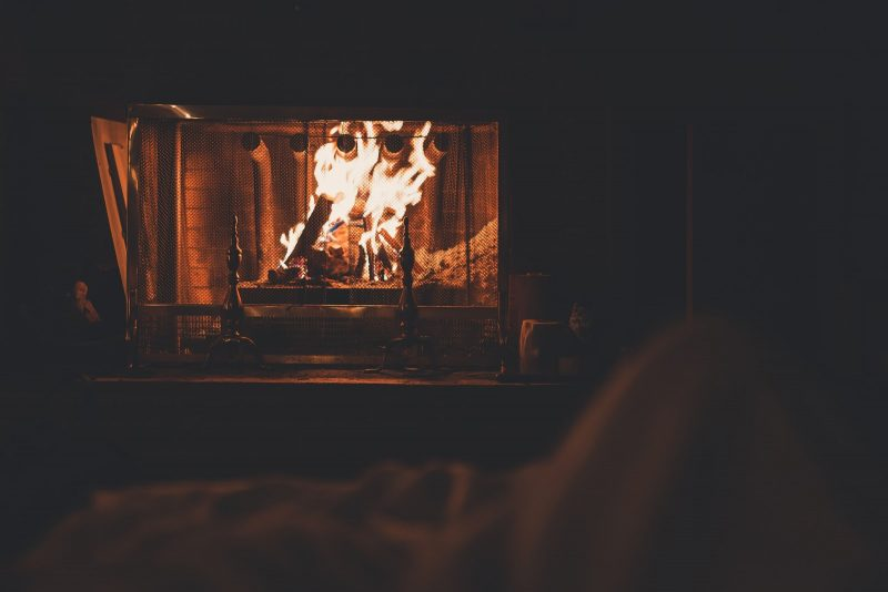 Home Insulation Fireplace