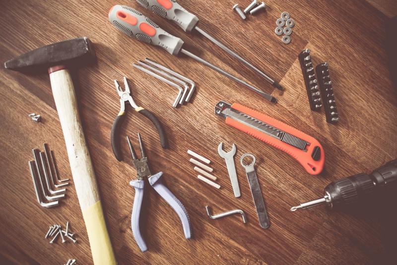 knockdown rebuild tools