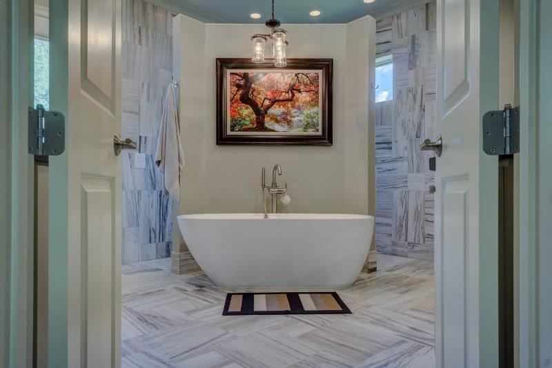 Bathroom Design Tub
