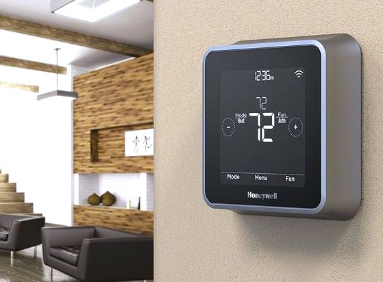 smart home climate control