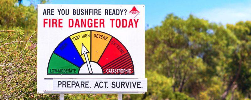 bushfire tips
