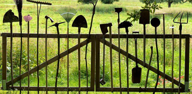 declutter your garden