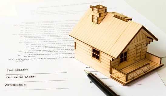 backing out of purchasing a property