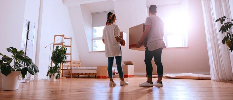 moving to a new home during the coronavirus pandemic