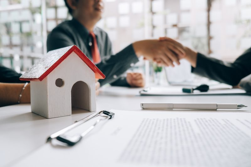 securing a home loan
